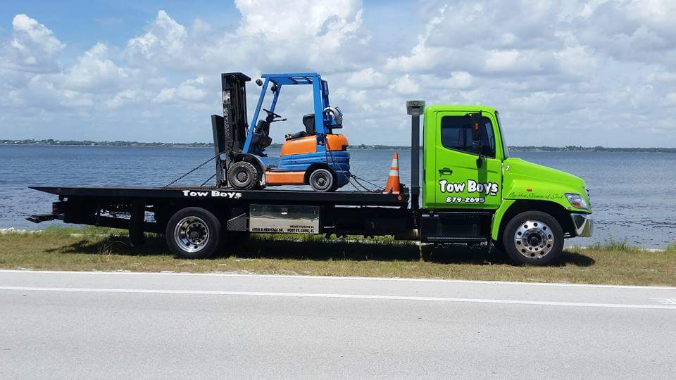 St Lucie Battery And Tire >> Tow Boys - Tow Boys
